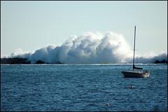 Avila Beach, CA (AzFlyer74) Tags: california nikon d70s pacificocean winterstorm avilabeach 70300g crashingwave azflyer74