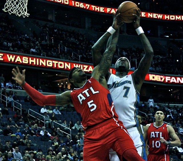 andray blatche, josh smith, washington wizards, under the hoop, truth about it