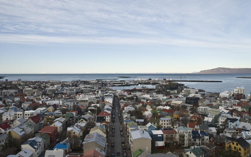 Reykjavik, Iceland by Ben124., on Flickr
