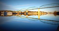 Walnut Street Bridge (rpennington9) Tags: chattanooga nikon tennessee bridges rivers walnutstreetbridge tennesseeriver nikond90 mirrorser mtrtrophyshot worldslongestpedestrianbridge