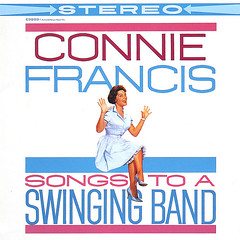 Connie Francis - Songs to a Swingin' Band