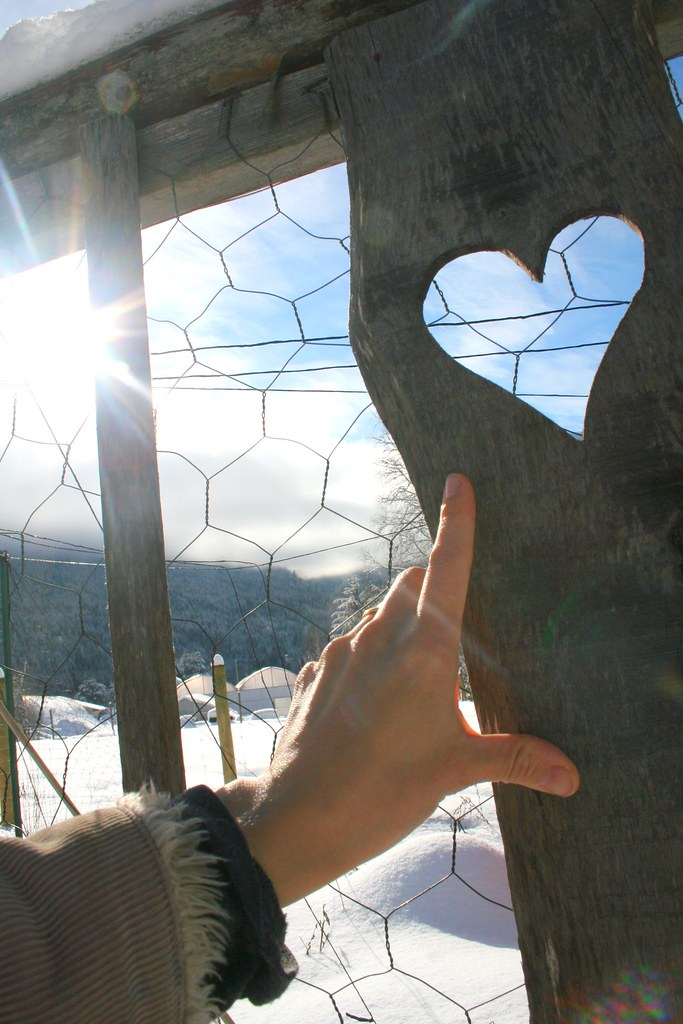 gate heart