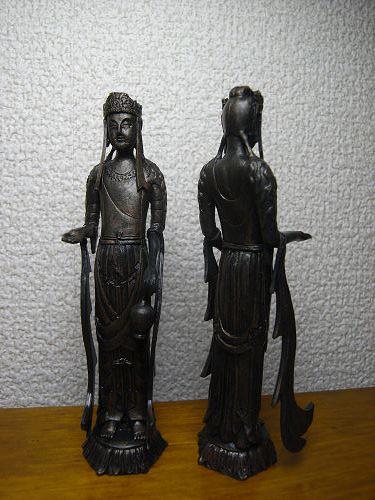 和の心仏像コレクション3-09