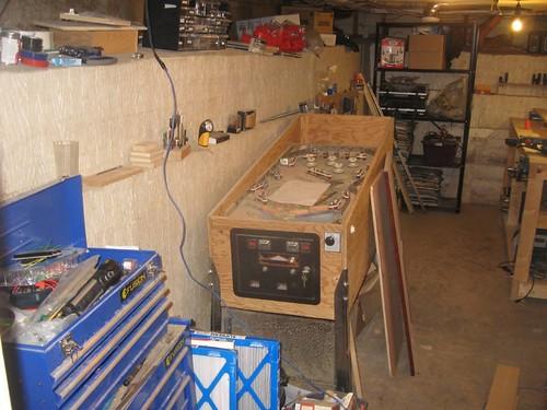 Project log - Pinball machine - Saskatoon TechWorks Forum