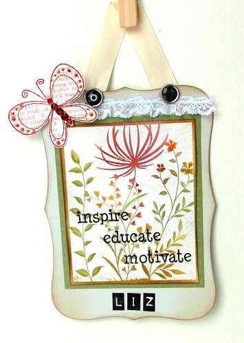 inspire educate motivate