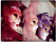 Desfile de mscaras/ Mask Parade (Tea Girl) Tags: travel viaje venice italy june holidays italia mask 10 venecia venezia junio vacaciones maschera 2010 mscara