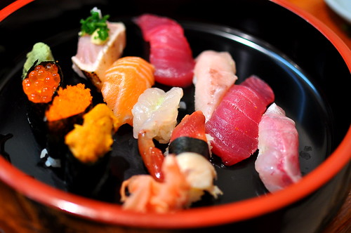Sushi Komasa - Little Tokyo