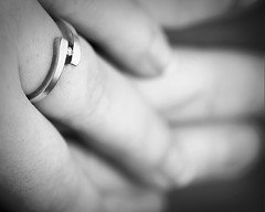 365-6 (Krista Gabbard) Tags: white black israel engagement ring diamond fiance 365project