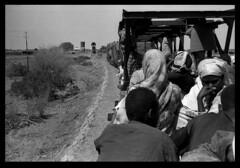 Train Dire dawa-Dewenlé, Ethiopie, 2005. (j.rochereuil) Tags: africa train desert dire east ethiopia est afrique dawa ethiopie dewenlé