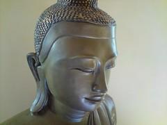 Buddha rupa: detail
