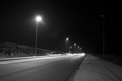 on off (www.jlosada.com and @jorge_losada on Instagram) Tags: street light luz car night noche off nocturna soledad farolas solitudine jorgelosada