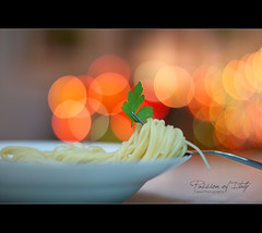 Passion of Italy (Faisal | Photography) Tags: life italy food colors canon eos still dof bokeh unique 14 style pasta usm 50 ef canonef50mmf14usm 50d canoneos50d canon580exii faisal|photography فيصلالعلي