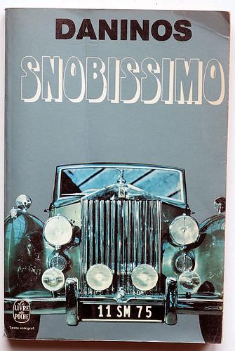 Snobissimo, Pierre Daninos