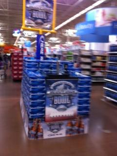 Bud Light, Walmart, Dallas3