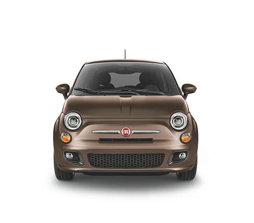 New 2012 Fiat 500 in Espresso