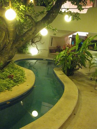Hotel Posada in Tulum