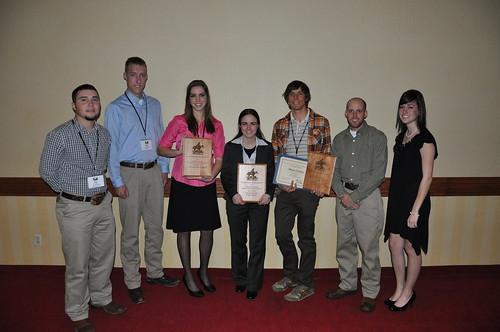 Congratulations ESSM Undergraduate Society of Range Management Team
