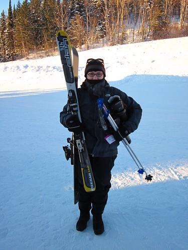 my skiis