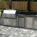 outdoor kitchen, firepits, fireplaces