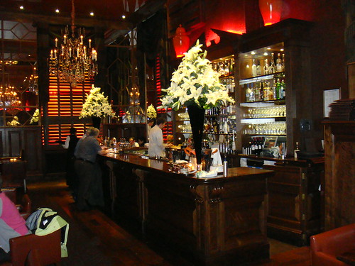 Bar de The Club Room