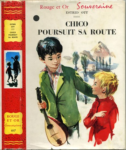 Chico poursuit sa route, by Estrid OTT
