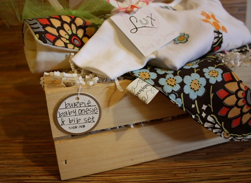 Baby Lux Design gift set