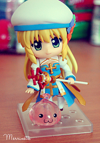 My first nendoroid cutie :)