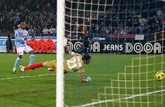 Zuniga: Napoli-Catania 1-0 SSCnapoli.it