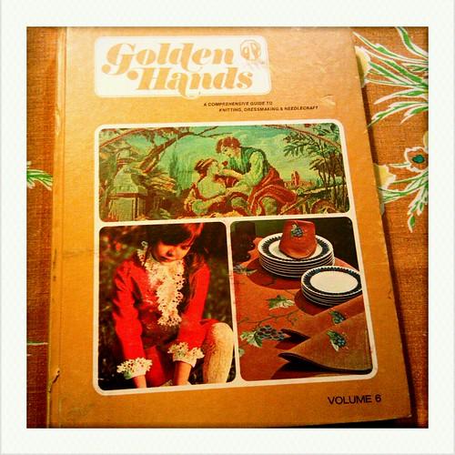 golden hands vol 6