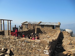 RWH System (KN Associates) Tags: school rainwater chamunda dailekh harvestingnepal