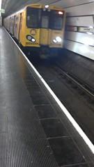 Incoming (A41 Dweller) Tags: underground emu limestreet liverpoollimestreet