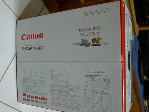 Canon MG6170 相片複合機