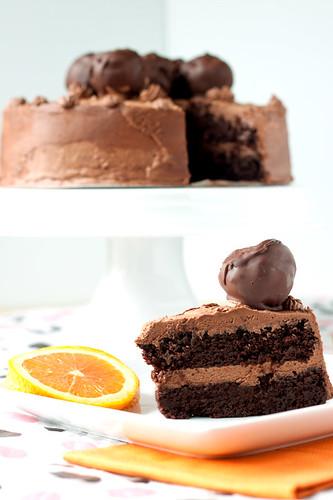 chocolate cake balls recipe. Chocolate Cake with