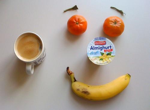 Almighurt Vanille (stichfest), Clementinen & Banane