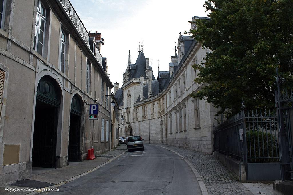 Rue Jacques Cœur