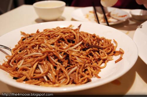 Zhou's Kitchen - 幸福美满(金菇瑶柱焖伊面)