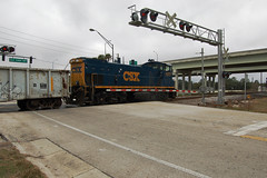 CSX #1177 (MP15AC), Florida, Polk County (4,089b) (EC Leatherberry) Tags: railroad diesel florida locomotive switcher csx polkcounty us92