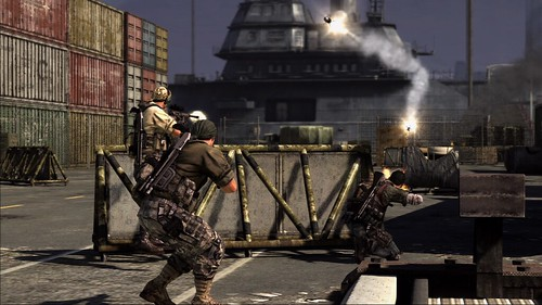 Declassified: SOCOM: Special Forces Co-Op