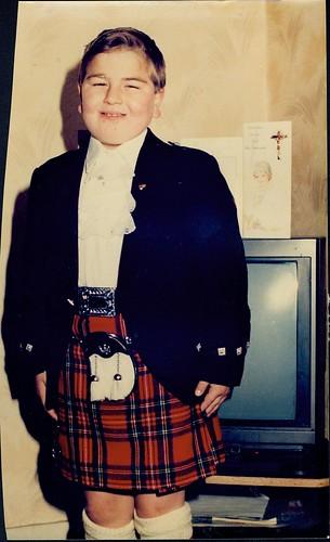Stephen Mullen 1980s