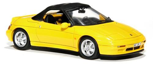 Premium X Lotus Elan M100