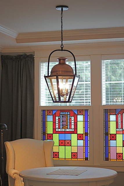 My New Dining Room Lantern is Here!