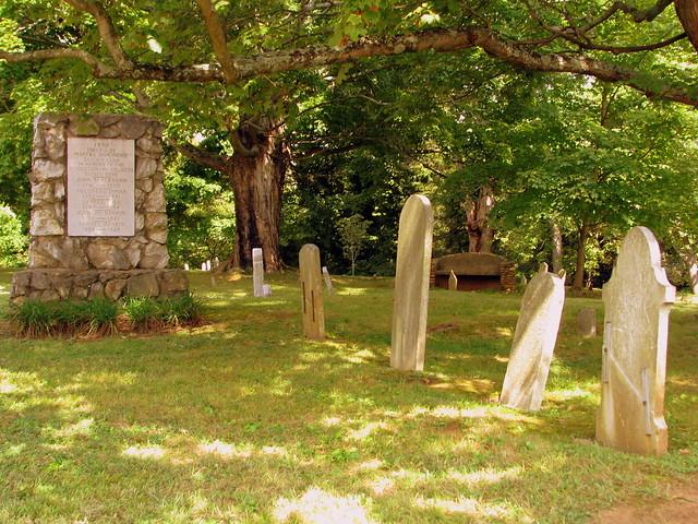 Dandridge, TN Revolutionary Graveyard