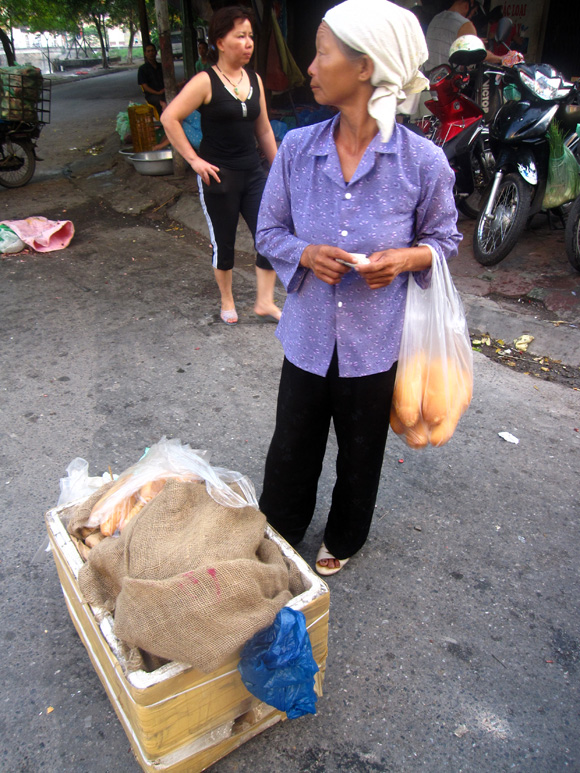 Hanoi Bread