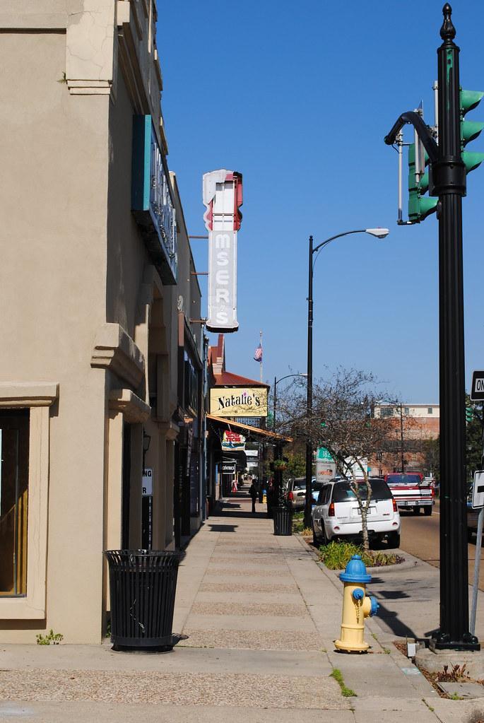 main street view