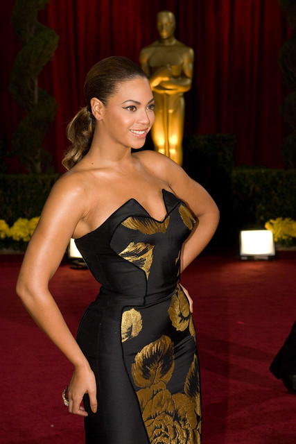 4. Beyonce in House of Dereon, 2009 by weitbrec