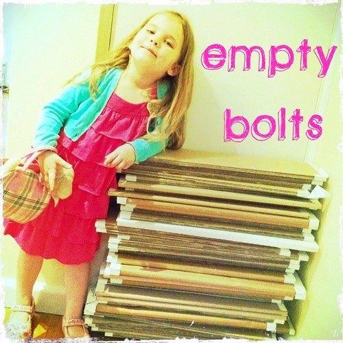 empty bolts