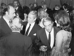 Athens May 72 Athens reception Aristotle Onassis with wife and identified associates (Fotogreca Press Archive..... Greece in the 1960's) Tags: lady vintage hellas first grace jfk greece villa quinn anthony kelly camelot junta 60 giorgos athina zorba glyfada papadopoulos athinai     1960s       papandreou                 pattakos    pallia             diktatoria
