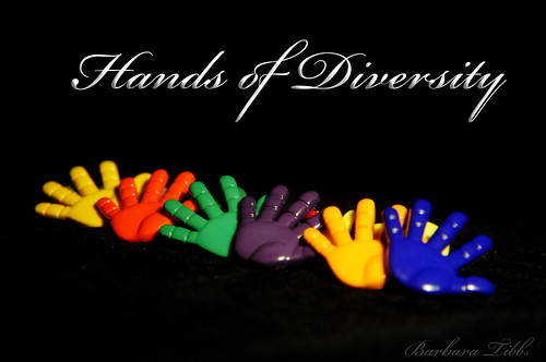 Hands of Diversity by misst.shs