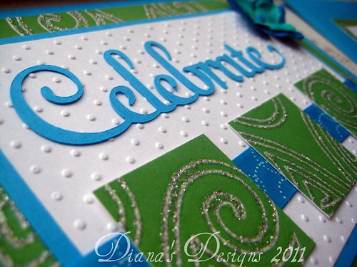 Celebrate - Bridal Shower Card