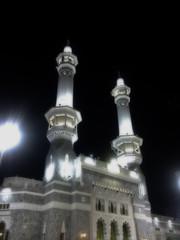 ..     (Willey 3K) Tags: architecture night muslim islam faith mosque east holy saudi arabia mecca masjid makkah          medle           almokarramah releaguin